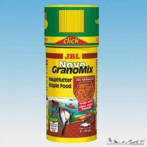 JBL NovoGranoMix vegyes eleség granulátum, 250ml