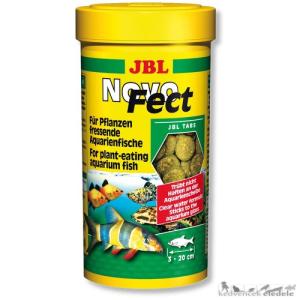 JBL NovoFect növényevő hal eledel, 100ml