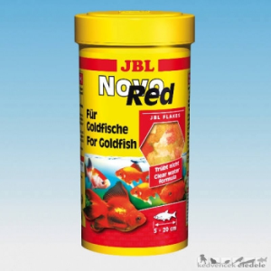 JBL NovoRed aranyhal főeleség, 250ml
