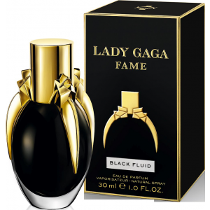 Lady Gaga Fame Black Fluid EDP 30 ml