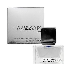 David Beckham Intimately Yours EDT 30 ml
