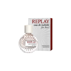 Replay for her! EDT 20 ml