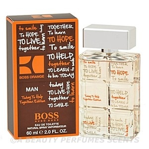 Hugo Boss Boss Orange man charity edition EDT 40 ml