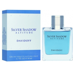 Davidoff Silver Shadow Altitude EDT 50 ml