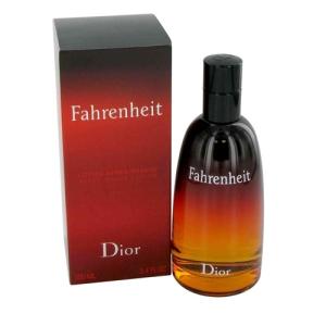 Christian Dior Fahrenheit férfi Borotválkozás utáni after shave 100ml