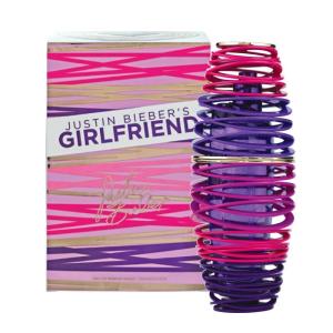 Justin Bieber Girlfriend EDP 50 ml