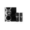 Paco Rabanne Black Xs férfi parfüm Set (Ajándék szett) (eau de toilette) edt 100ml + Dezodor spray (Deo Spray) 150ml