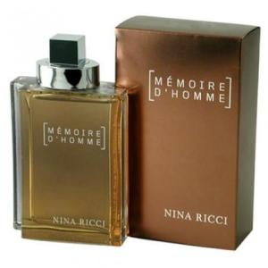 Nina Ricci Mémoire D'Homme EDT 5 ml