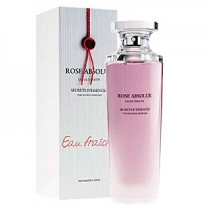 Yves Rocher Rose Absolue Secrets D'Essences Eau Fraiche EDT 75 ml