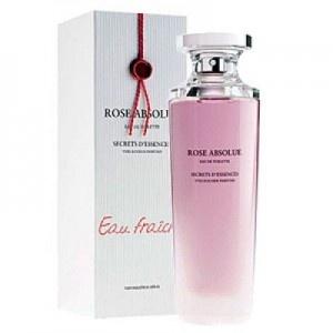 Yves Rocher Rose Absolue Secrets D'Essences Eau Fraiche EDT 75 ml
