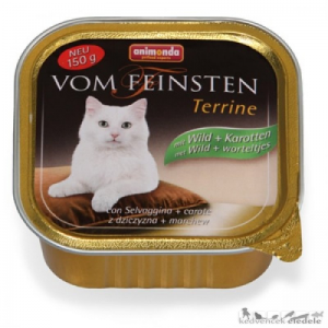 Animonda Vom Feinsten 150g 83217 terrine vad