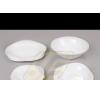 Luminarc 502628 Carine étkészlet tányér és evőeszköz