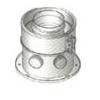 FÉG ACCN067P függőleges indító elem hagyományos gázkazánokhoz 60/100 mm