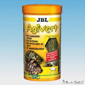 JBL Agivert, pálcikaeleség, szárazföldi teknősnek, 1l
