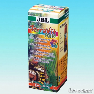 JBL TerraVit fluid multivitamin 50ml