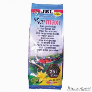 JBL Koi maxi, kerti tavi haltáp granulátum, 10 kg