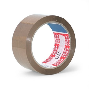 Tesa Csomagolószalag, 48 mm x 66 m, TESA 04280-100, barna