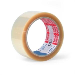 Tesa Csomagolószalag, 48 mm x 66 m, TESA 4280-00, átlátszó