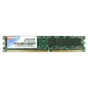 Patriot Signature 1GB DDR 333MHz