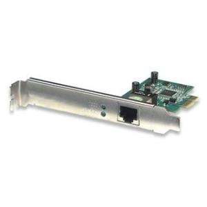 Intellinet PCI Express 10/100/1000 Gigabit hálózati kártya RJ45 (522533) * külső raktárról 2 munkanapon belül