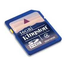 Kingston SDHC 16GB memóriakártya