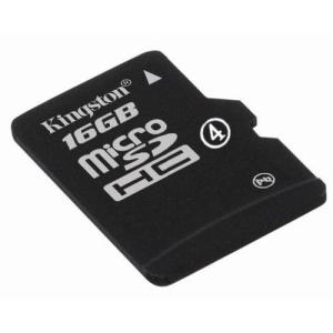 Kingston microSDHC 16GB Class 4