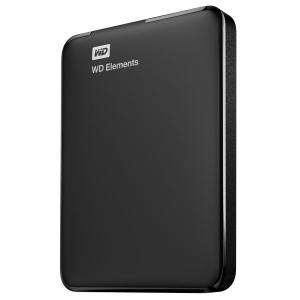Western Digital Elements Portable 500GB USB 3.0 WDBUZG5000ABK-EESN