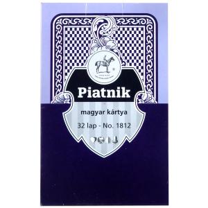 Klasszikus magyar kártya - 32 lapos