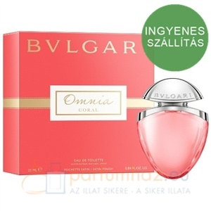 Bvlgari Omnia Coral jewel EDT 25 ml