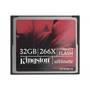 Kingston CF 32GB Ultimate 266x