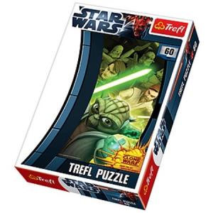 Trefl Star Wars Yoda mester puzzle