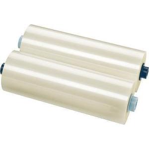 Conrad GBC EzLoad fényes tekercses lamináló fólia, 305 mm x 60 m, 2x125 mikron vastagságú, 2 tekercs/csomag, GBC 3400931EZ