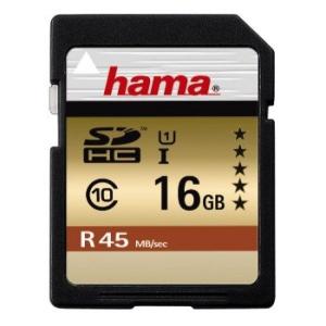 Hama 16GB SDHC