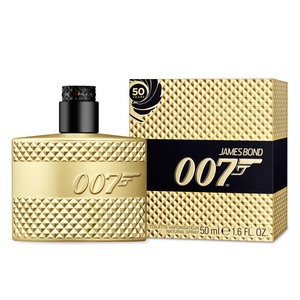 James Bond 007 Gold EDT 75 ml