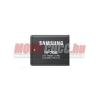 Samsung Gyári Samsung fényképezőgép akkumulátor,740mAh