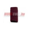 Redpoint iPhone 4/4S méretű bőr tok, Bordó