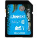 Kingston SDHC 32GB Ultimate UHS-I Class 10