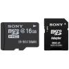 Sony microSDHC 16GB Class 4
