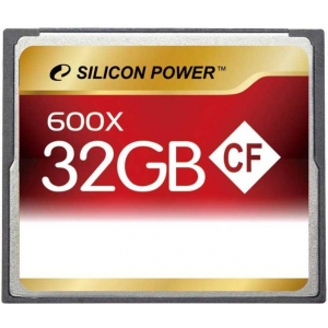 Silicon Power CF 32GB 600x