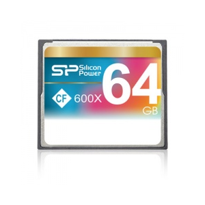 Silicon Power CF 64GB 600x
