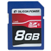 Silicon Power SDHC 8GB Class 6