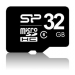 Silicon Power microSDHC 32GB Class 6