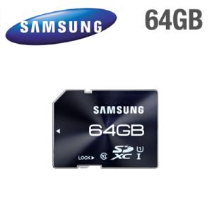 Samsung SDXC 64GB Pro UHS-I Class 10