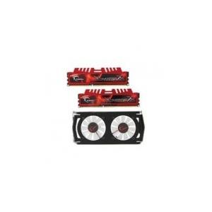 G.Skill 8GB DDR3-2400 Kit (F3-19200CL11D-8GBXLD, RipjawsX+)