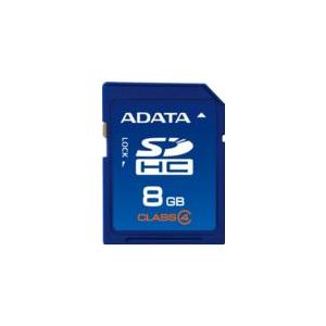 A-Data SDHC 8GB Class 4