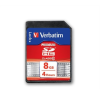 Verbatim SDHC 8GB Class 4 memóriakártya
