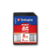 Verbatim SDHC 8GB Class 4