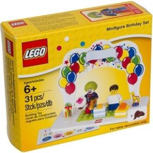 LEGO Születésnapi minifigura szett 850791