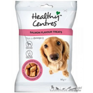 M&C HEALTHY C SALMON FLAVOUR TREATS 80 G