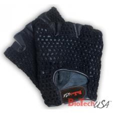 BioTech USA Kesztyű (fekete) edzőkesztyű